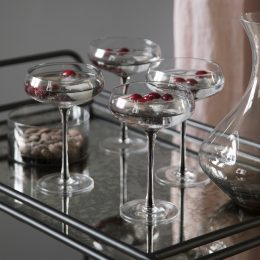 Broeste firmagaver champagne glas smoke